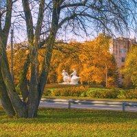 Осень на Приморке :: Виталий