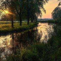 Вечерняя речка :: vladimir Bormotov