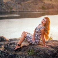 На закате :: Кристина Волкова(Загальцева)