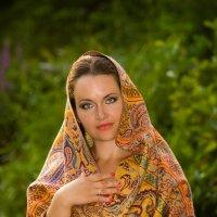 Индийская красавица :: Мария Зайцева