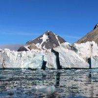 На леднике :: Tatiana Belyatskaya
