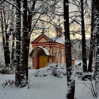 Зимняя сказка :: Olcen - Ольга Лён