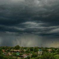 Ливень :: Юрий Фёдоров