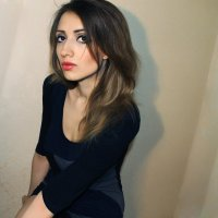 Девушка в чёрном 2 :: Марина Визир