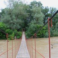 Мост через р.Фарс. (Кладка) :: Олег Афанасьевич Сергеев