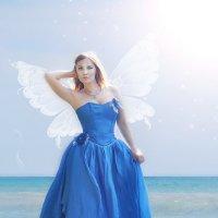 Любаня морская фея :: Яна Спирина