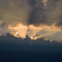 Один закат не похож на другой, краски неба не бывают одинаковыми :: Надежда Кульбацкая
