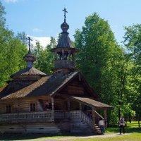 Музей деревянного зодчества. :: Юрий Шувалов