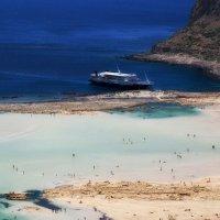 Крит. Контрасты бухты Балос :: Андрей Левин