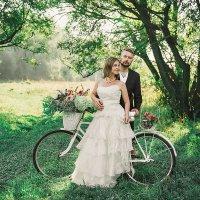 Анна+Андрей и велосипед :: Mila Makienko
