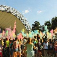 Фестиваль красок :: Мария Кудрина