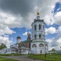Колокольня Николо-Пешношского монастыря. :: Михаил (Skipper A.M.)