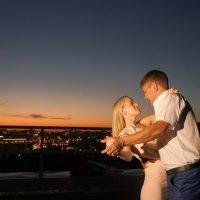Сделал ей предложение, можно потанцевать! :: Ильнур Муслимов