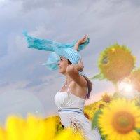 Я хочу, что бы лето не кончалось :: Елена Фомина