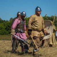 Средневековые воины :: Валерий Жалабкевич