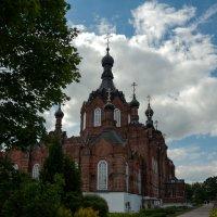 Казанский собор в женском монастыре, Шамордино :: Светлана .