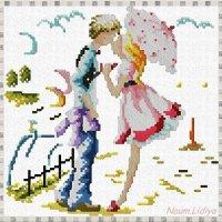 Первый поцелуй :: Лидия (naum.lidiya)