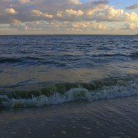 Приморский пляж :: оксана косатенко