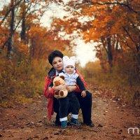 Н апрогулке с бабаушкой :: m0skit Макс Хохряков