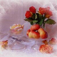 Время десерта. Угощайтесь, друзья! :: Nina Yudicheva