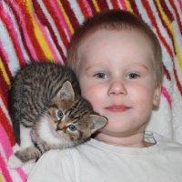 Взгляните в детские глаза... :: Анастасия Яковлева