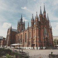 Кафедральный Собор. Непорочного Зачатия Пресвятой Девы Марии :: AristovArt