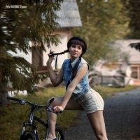 Велопрогулка :: Михаил Медведев