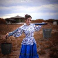 Аксинья, из серии Тихий Дон :: Вилена Романова