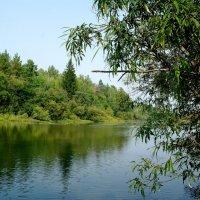 озеро Подкова :: Виктор Филиппов
