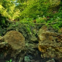 Каменная река :: Виктор Заморков
