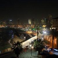 Тель-Авив с набережной древней Яффы... :: Yuriy Konyzhev