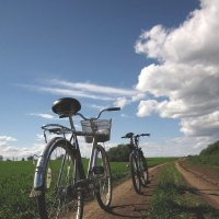Наши велосипеды... :: Павел Зюзин