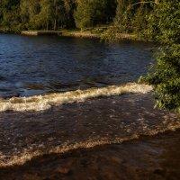 Волны озера... :: Евгения К
