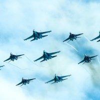 пилотажники :: Aлександр Рыжов