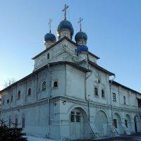Церковь Казанской иконы Божией матери в Коломенском :: Александр Качалин