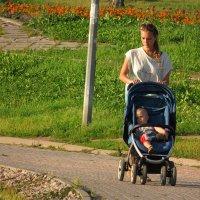 Молодые мамы  - моя слабость ;-) :: Андрей Лукьянов