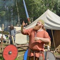 Княжья братчина - забава с мечом 2. :: Sergey Serebrykov