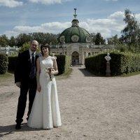 Свадьба, репортаж. Кусковою :: Victor Volochinkov