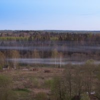 вид из окна :: Ольга Попова