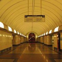 Дубровка станция метро,Москва :: Александр Качалин