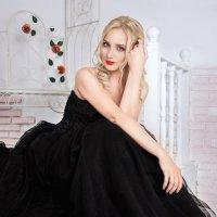 Чёрный лебедь :: Виктория Андреева