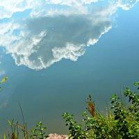 Небесный взгляд ... :: Владимир Икомацких