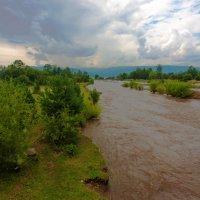Большая вода :: Анатолий Иргл