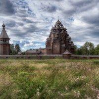Этнопарк «Усадьба «Богословка», Ленинградская область :: Оксана Ермихина
