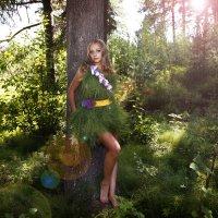 Лесная фея :: Екатерина Лазарева
