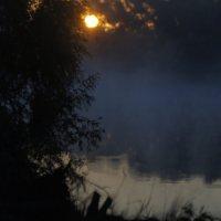 Утро туманное ... :: Игорь Малахов