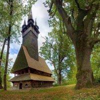 Закарпаття стародавня церква :: Степан Карачко