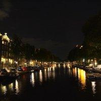Ночной Амстердам :: Эльдар (Eldar) Байкиев (Baykiev)