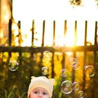 Луч солнца золотого :: Ксения Ерофеева