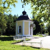 Новая каменная часовня св. Антония Дымского :: Ангелина Божинова